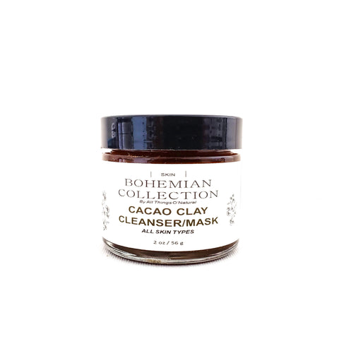 2oz CACAO CLAY CLEANSE