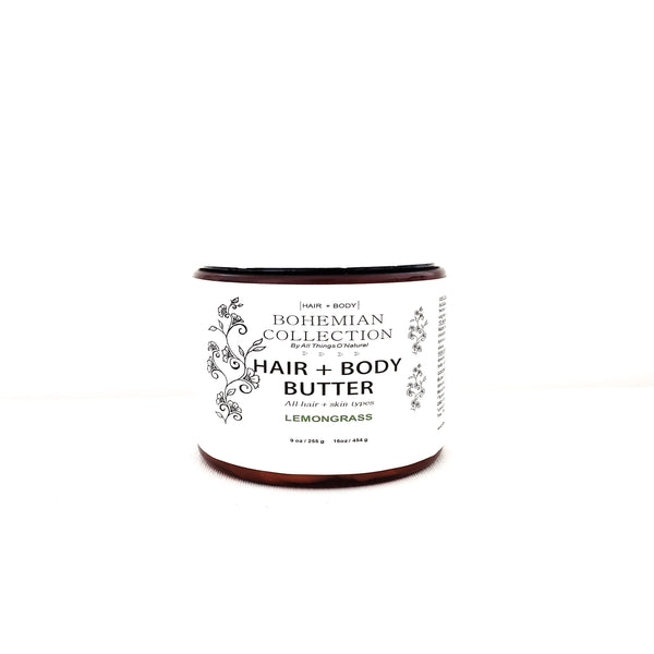 HAIR + BODY BUTTER