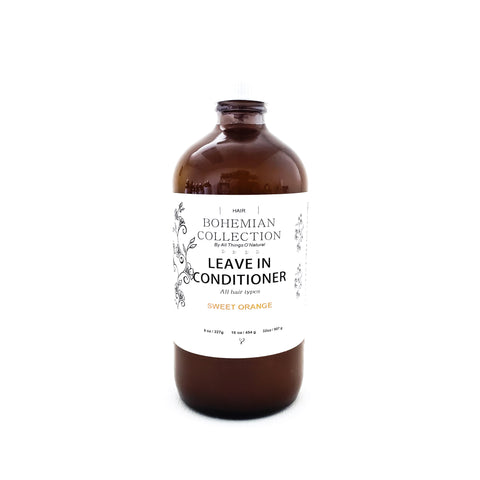 LEAVE IN CONDITIONER (REFILL ONLY- NO PUMP INCLUDED))
