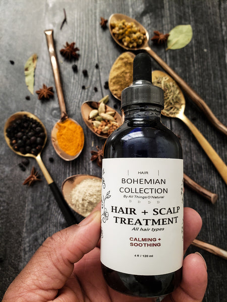 Hair + Scalp Treatment