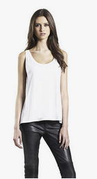 """Spirit of Synths"" L+L Organic Women's T-Vest"