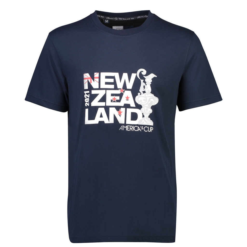 AMERICA'S CUP 2021 New Zealand T-Shirt