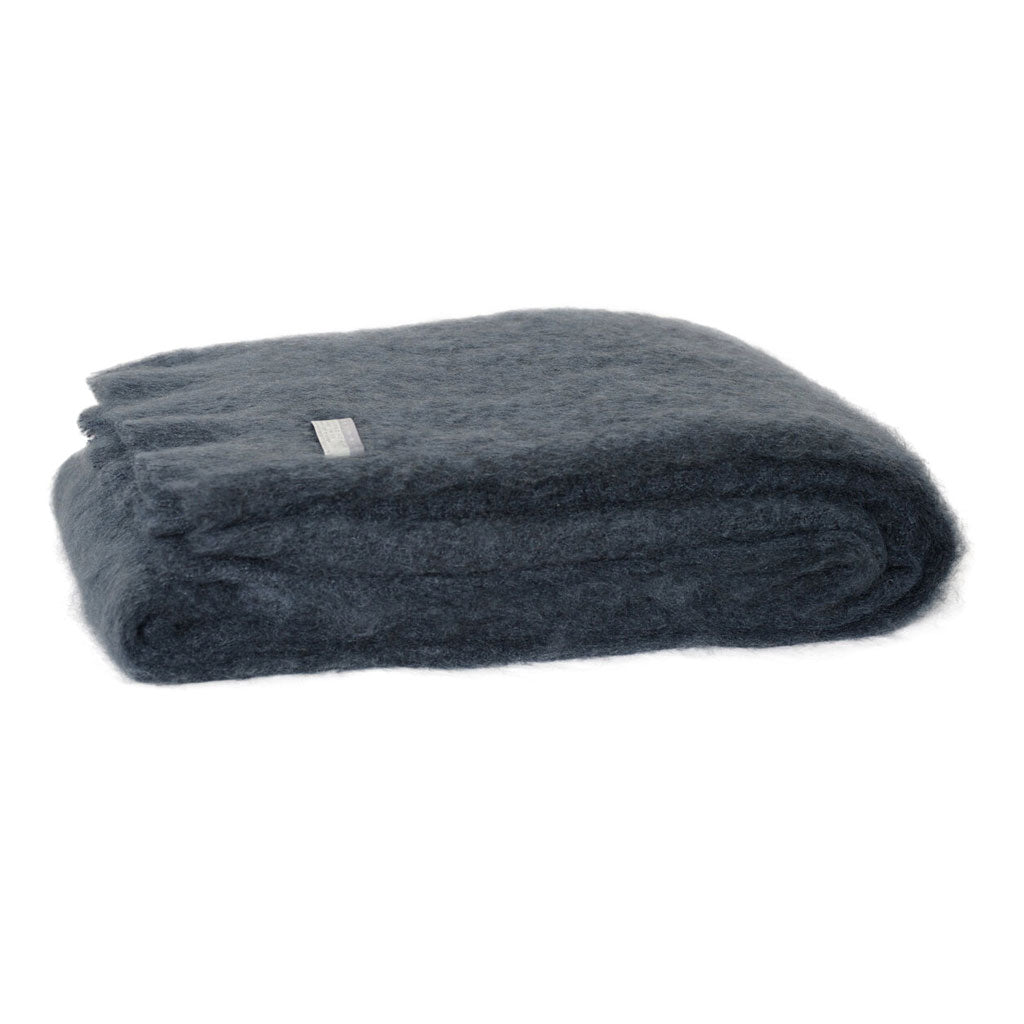MOHAIR THROWS and BLANKETS