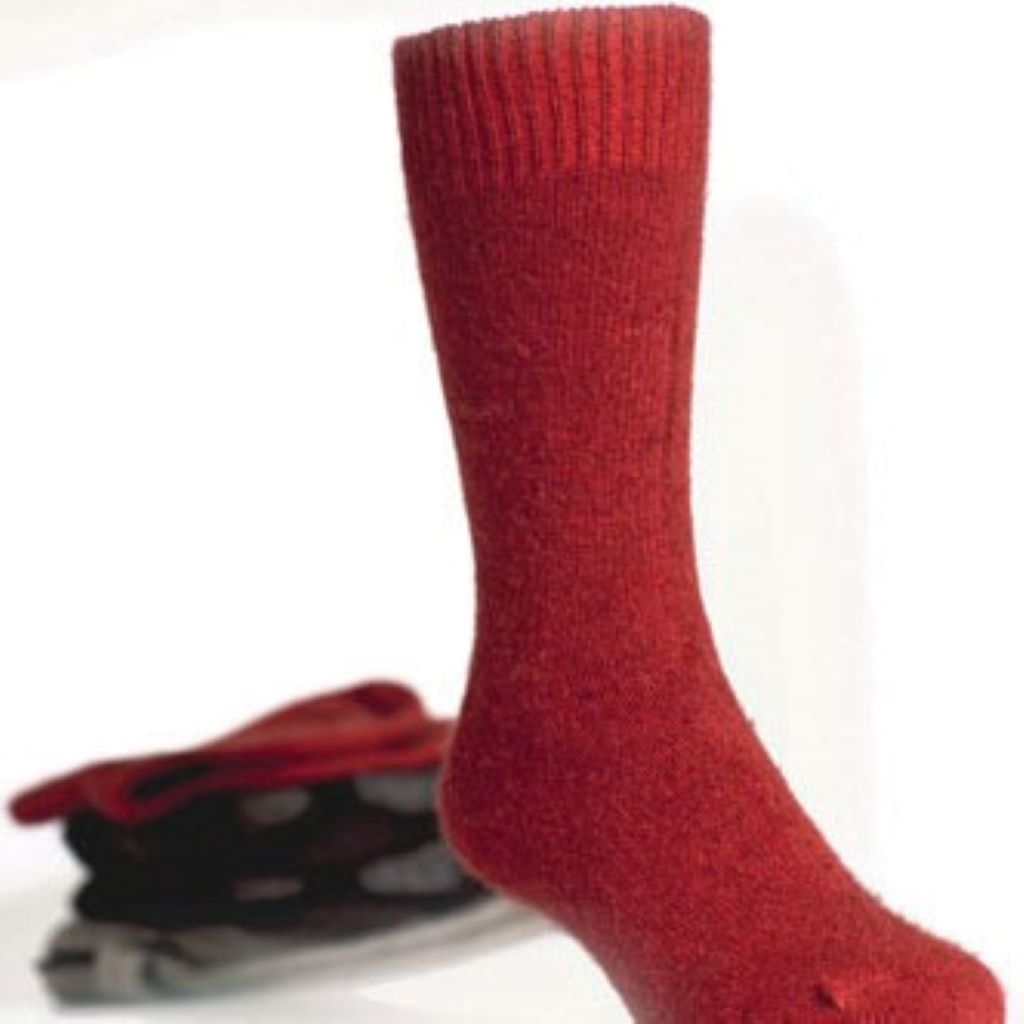 KORU MERINO POSSUM dress SOCKS