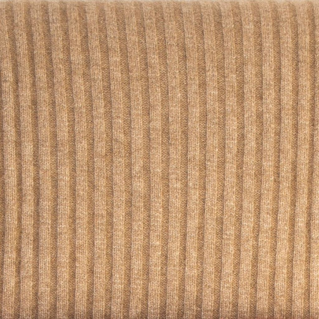 KORU MERINO POSSUM ribbed THROW