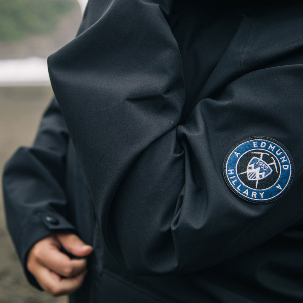 VINSON HIGH PERFORMANCE SHELL JACKET - 100% RECYCLED & WATERPROOF