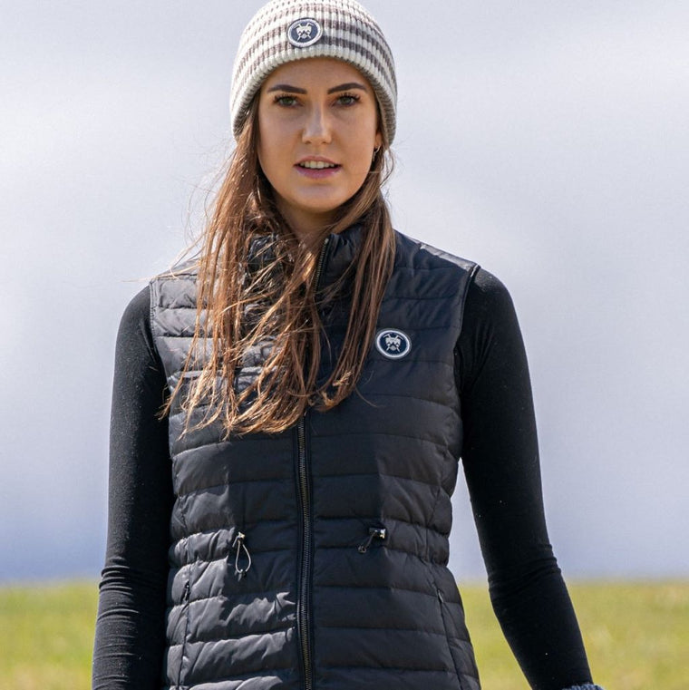 COULOIR ladies FITTED DOWN GILET VEST