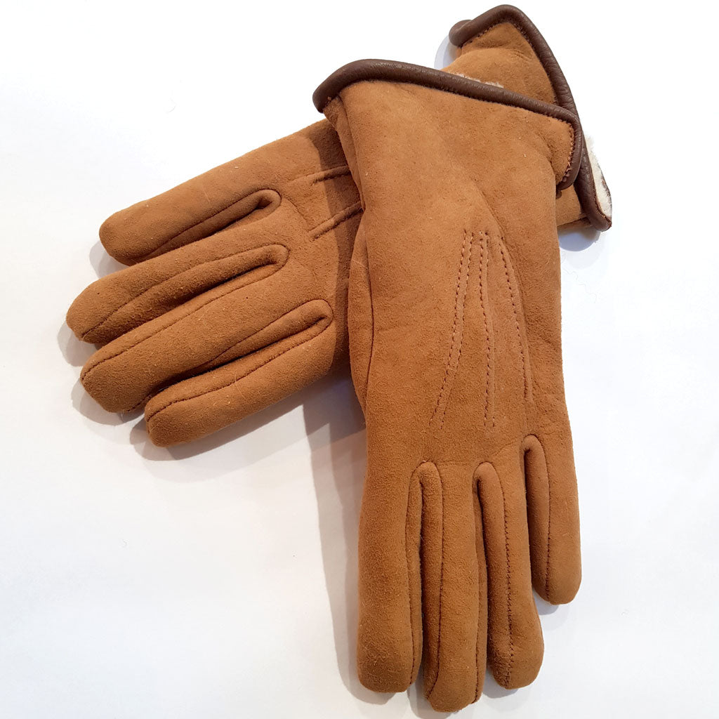 SHEEPSKIN SHEARLING GLOVE