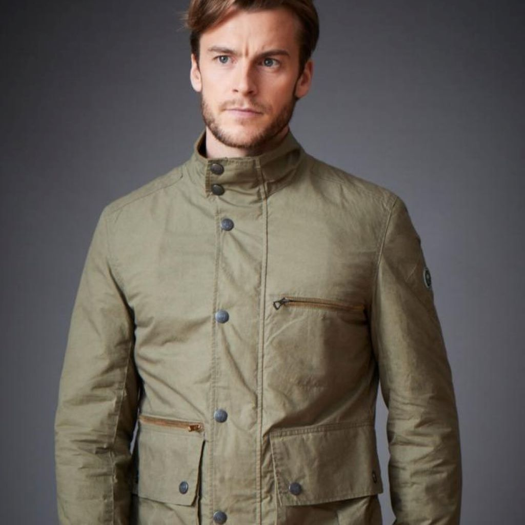 NAMCHE COTTON JACKET