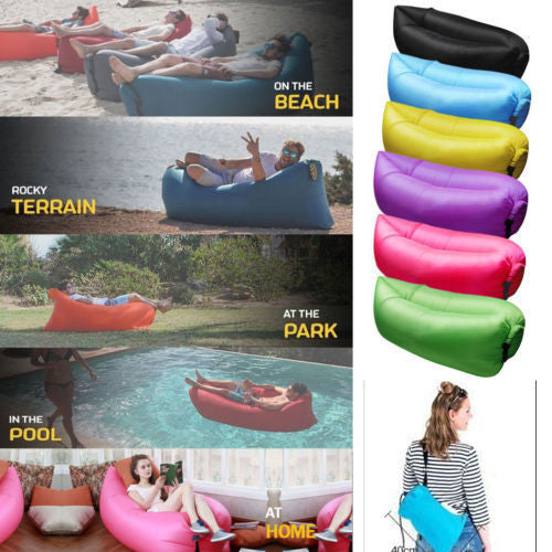 XL Layzee Inflatable Lounger