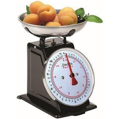 5KG TRADITIONAL WEIGHING KITCHEN SCALE BOWL RETRO SCALES MECHANICAL VINTAGE