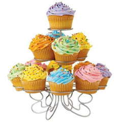 3 Tier - 13 Cupcake Party Stand Cup Cake Holder New TABLE Decoration