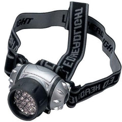 12 LED HEADLAMP HEADLIGHT ULTRA BRIGHT TORCH CAMPING FISHING LIGHT OUTDOOR
