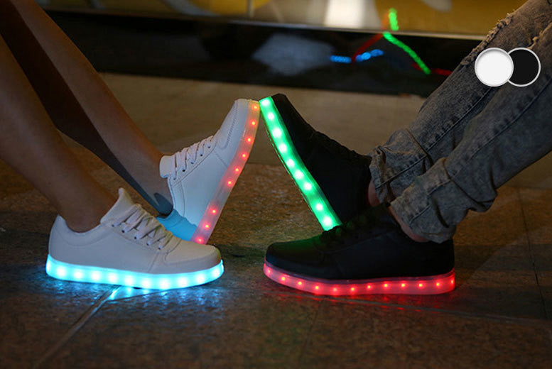 LED Light Up Trainers