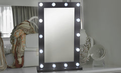 Globrite LED Hollywood Table Mirror