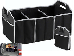 Car Boot Organiser Collapsible Foldable Storage