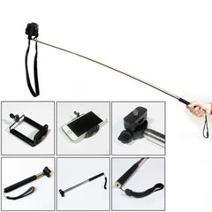 Monopod Selfie Stick (With Bluetooth Remote)