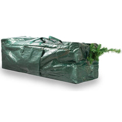 Christmas Tree Bag Zip Up Sack Storage - Up to 9ft Tall Xmas Trees Protect