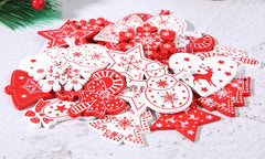 60 piece Christmas Decorations