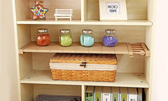 Adjustable Closet Organiser Storage Shelf