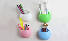 Toothbrush Holders with Suction Cup