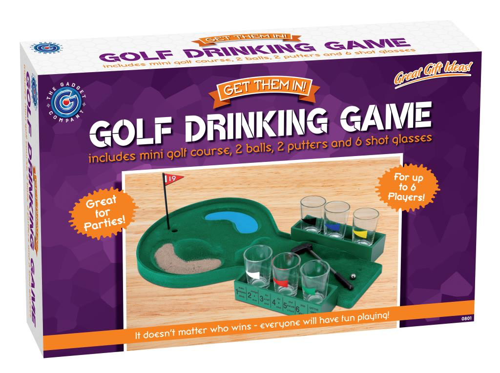 Golf Drinking Games