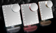 SPECIAL EDITION Globrite Touch Screen LED Make Up Mirror
