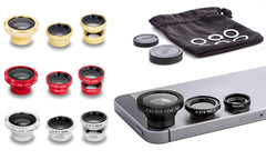 Kequ Magnetic Smartphone Clip-On Lenses