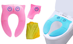 Foldable Toilet Seats