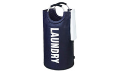 Blue & Grey Large Laundry Bags