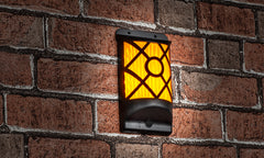 Solar Wall Light - 1Pc