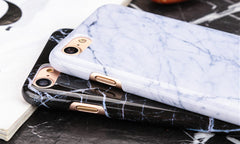 Granite Marble Texture iPhone Case