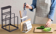 Knife/Plate/Chopping Board Organiser