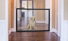Portable Mesh Pet Gate