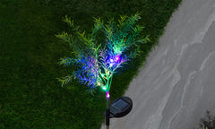 GloBrite Colour Changing Solar Tree Branch Stake Light