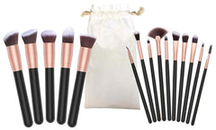 17pce Make Up Brush with Pouch