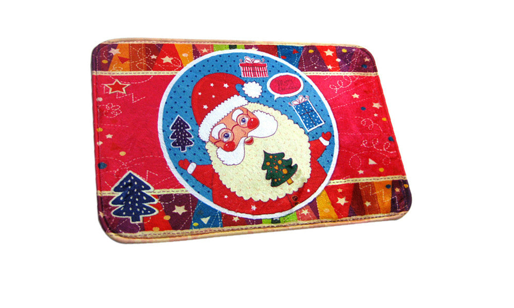 Luxury Chrismat Bath Mat