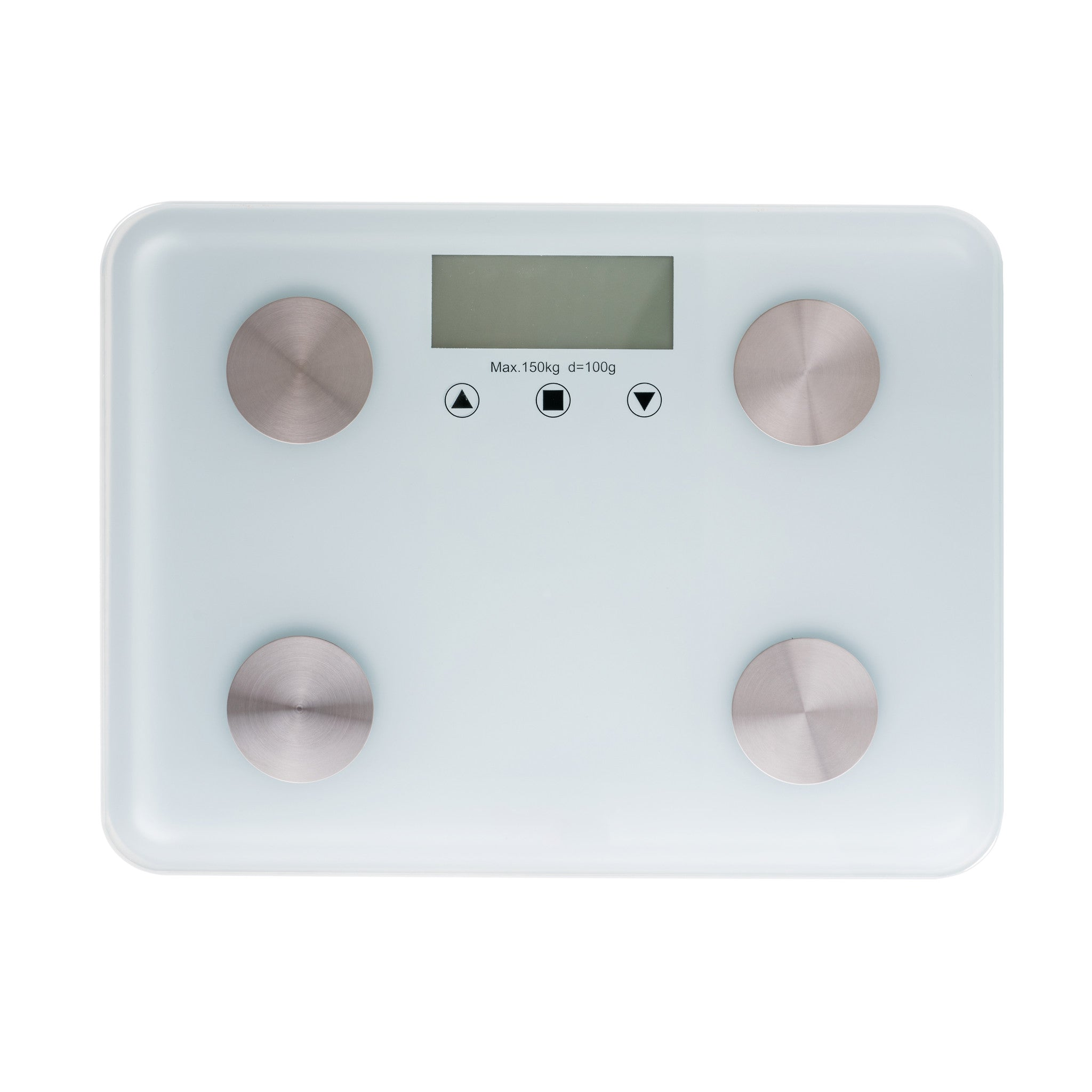 DIGITAL ELECTRONIC BODY FAT WEIGHING SCALE
