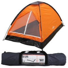 2 Man Berth Lightweight Quick Pitch Dome Summer Festival Camping Tent