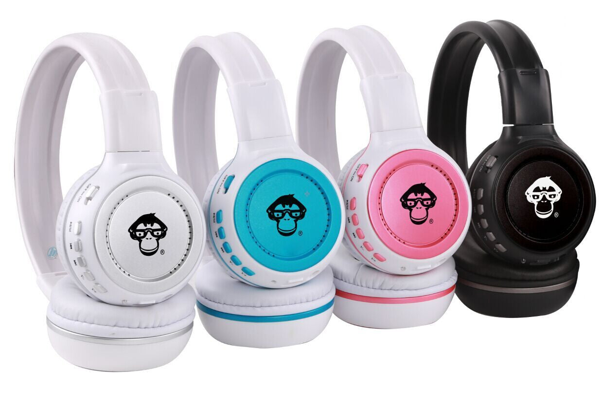 Chimp Twistable Headphones