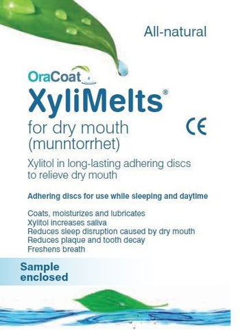 XyliMelts Sample Brochures - Professional Case (40 Brochures w/4 discs each)