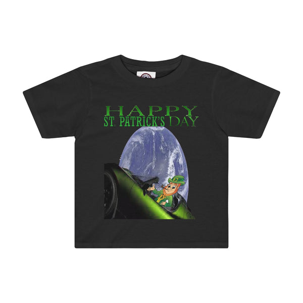 St. Patrick's Day Starman Kids Tee