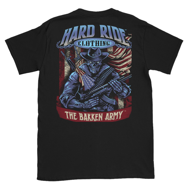 Bakken Army® Patriot Men's T-shirt