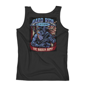 Bakken Army® Patriot Women's Tank Top