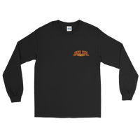 Hard Ride Clothing®- Bakken Army Fire Rider Men's Long Sleeve T-shirt