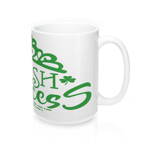 """Irish Princess"" Mug 15oz"