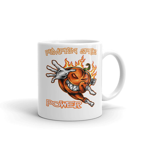 Pumpkin Spice Power Mug
