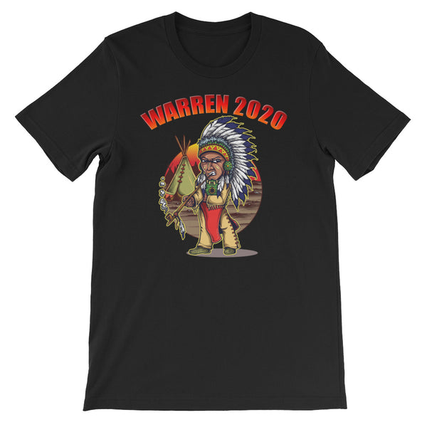 Warren 2020 Short-Sleeve Unisex T-Shirt