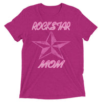 Rockstar Mom Short sleeve t-shirt