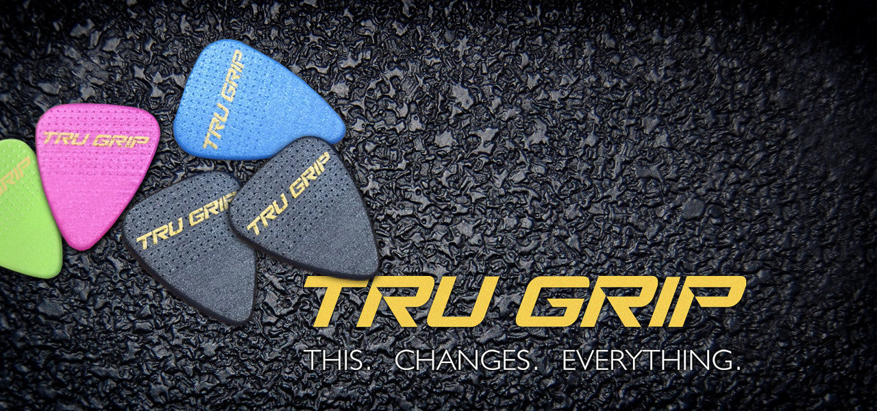 TRU GRIP Custom Picks